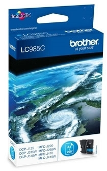 Brother LC-985C Blækpatron LC985C