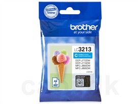Brother LC-3213C Blækpatron LC3213C
